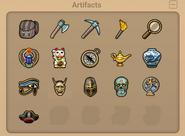Artifacts3