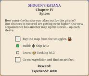 Shoguns Katana Chapter 4
