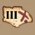 Treasure map fragment lvl. 3