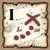 Treasure map lvl. 1