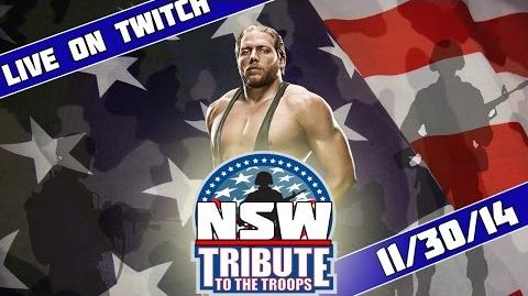 NSW Tribute to the Troops