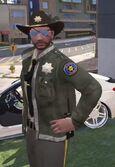 Cowboy hat jacket