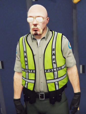 Ranger Hi-vis
