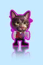 Meow toy