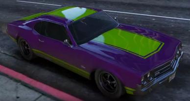 JokerCar