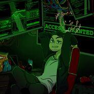 BBMC official Hackerman by @DevilishArcher