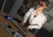Salem on the PDM Computer