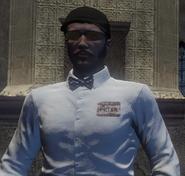 Lieutenant Brother MeHof