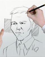 Slate sketch