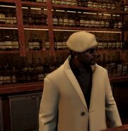 Denzel hunting outfit