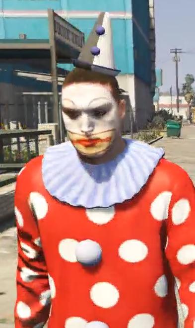 Happy D'Klown