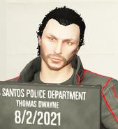 Thomas in Prison