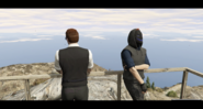 Collin and Freddy Mt Chiliad initiation