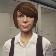 Sherry Smiling