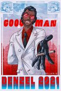 Denzel Mayor Poster