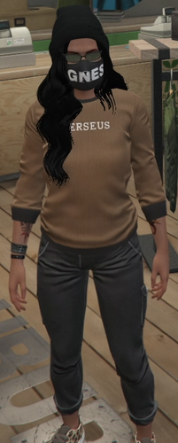 Current look