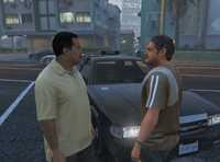 Karpal (Roflgator) and Bogg Dan (Pokelawls) compare mustaches