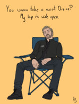 Owen camping chair