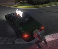 Box stop cab