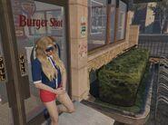 Cindy Tipton at burgershot
