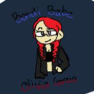 Olivia fan art by DustyDee