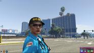 BCSO Hat EMT Jess Hilton