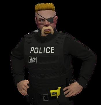 Solo Cadet