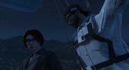 Ash and benji skydiving