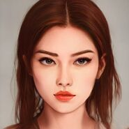 Elena IRL Portrait