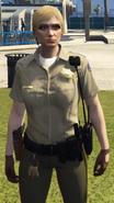 Lauren Forcer On Duty