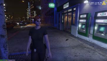 Detective Jenny Hall