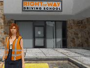 Driving School Office