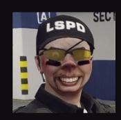 Lenny badge
