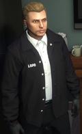 Kyle Pred 3.0 Windbreaker