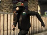 Chimp Caesar