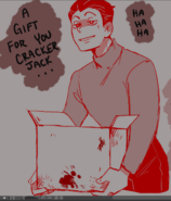 A present for Crackerjack