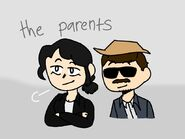 The Parents of BBMC by @DustyDumbass