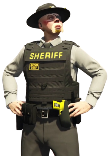 BCSO Deputy