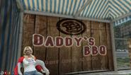 Daddys BBQ Jess Hilton