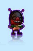 Demon toy