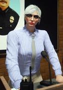 Brittany Angel 3.0 LavenderBluePinstripe