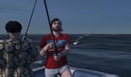 Roflgator Feb 6th 2021 5 Robert fishing with Peebus