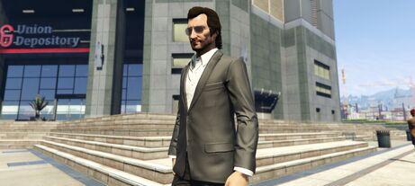 Tony Suit