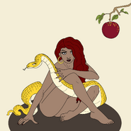 Molly and the forbidden fruit