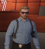 Toretti court blueshirt