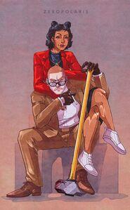 Harry & Penny Fanart