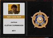 Cornwood badge