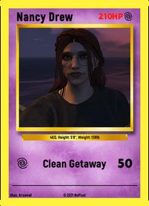 Tcg 007 Nancy-Drew