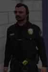 Steve on duty