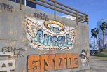 Angels graffiti
